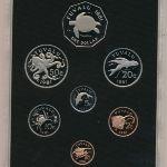 Тувалу, Набор монет (1981 г.)