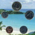 Бермудские острова, Набор монет (1999 г.)