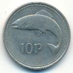 Ирландия, 10 пенсов (1993–1994 г.)