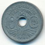 Франция, 10 сентим (1945 г.)