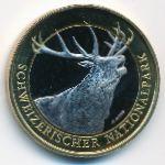 Швейцария, 10 франков (2009 г.)