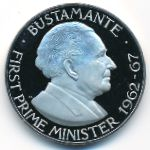 Ямайка, 1 доллар (1974 г.)