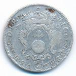 Юлих-Берг, 1/6 талера (1710 г.)