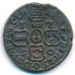 Льеж, 1 лиард (1750 г.)