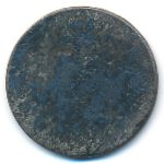 Саксония, 1 новый грош (1842–1856 г.)