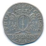 Бранденбург-Пруссия, 1/12 талера (1693 г.)