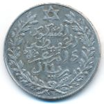 Марокко, 1 риал (1911 г.)