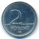 Венгрия, 2 форинта (2000 г.)