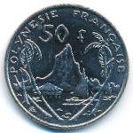 Французская Полинезия, 50 франков (2003 г.)