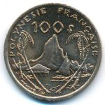 Французская Полинезия, 100 франков (2003 г.)