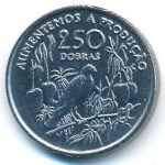 Сан-Томе и Принсипи, 250 добра (1997 г.)