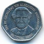Ямайка, 1 доллар (1996 г.)