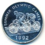 Ямайка, 25 долларов (1992 г.)
