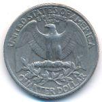 США, 1/4 доллара (1978 г.)