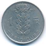 Бельгия, 1 франк (1951 г.)