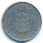 Бельгия, 1 франк (1959 г.)