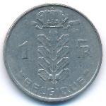 Бельгия, 1 франк (1963 г.)