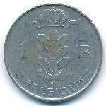 Бельгия, 1 франк (1964 г.)