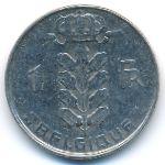 Бельгия, 1 франк (1965 г.)