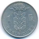 Бельгия, 1 франк (1970 г.)