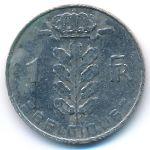 Бельгия, 1 франк (1971 г.)