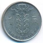 Бельгия, 1 франк (1978 г.)