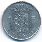 Бельгия, 1 франк (1980 г.)