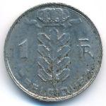 Бельгия, 1 франк (1988 г.)