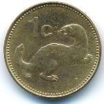 Мальта, 1 цент (2004 г.)