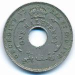 Британская Западная Африка, 1/2 пенни (1937 г.)
