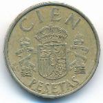 Испания, 100 песет (1983 г.)