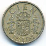 Испания, 100 песет (1986 г.)