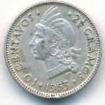 Доминиканская республика, 10 сентаво (1953 г.)