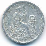 Перу, 1 динеро (1905 г.)