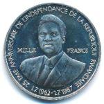 Руанда, 1000 франков (1989 г.)