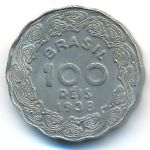 Бразилия, 100 рейс (1938–1940 г.)