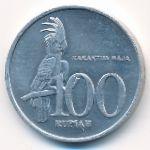 Индонезия, 100 рупий (2000 г.)