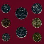 Танзания, Набор монет