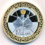 Австралия, 10 долларов (2000 г.)