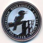 Австралия, 2 доллара (1998 г.)