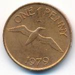 Гернси, 1 пенни (1979 г.)