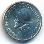 Панама, 1/10 бальбоа (1983 г.)