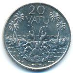 Вануату, 20 вату (1983 г.)