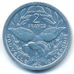 Новая Каледония, 2 франка (1987 г.)