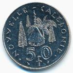 Новая Каледония, 50 франков (1991 г.)