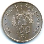 Новая Каледония, 100 франков (1984 г.)