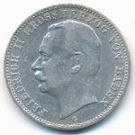 Баден, 3 марки (1909 г.)