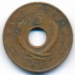 Восточная Африка, 5 центов (1937 г.)