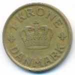 Дания, 1 крона (1925 г.)