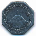 Варбург., 5 пфеннигов (1917 г.)